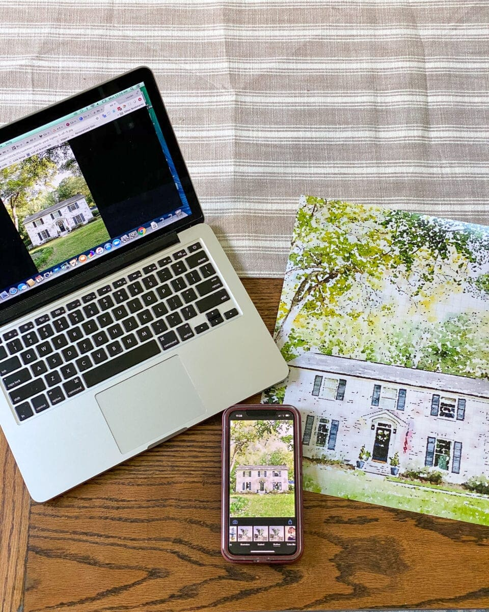 How to Turn Photos into Paintings | How to use a free app to transform any photo into a work of art that looks like a watercolor or oil painting.