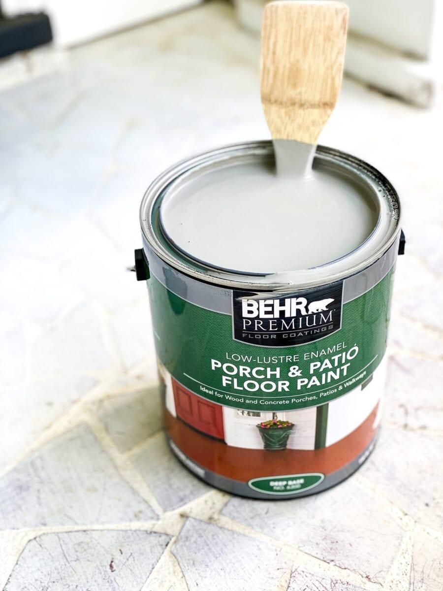 The best porch paint that lasts