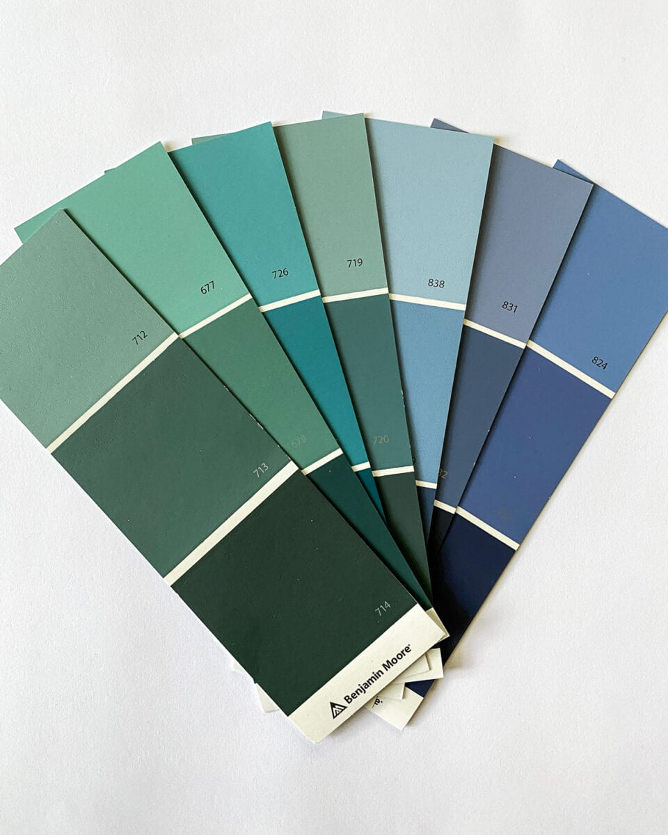 How to Choose Paint Colors for Your Home Perfectly Every Single Time | How to identify paint color undertones