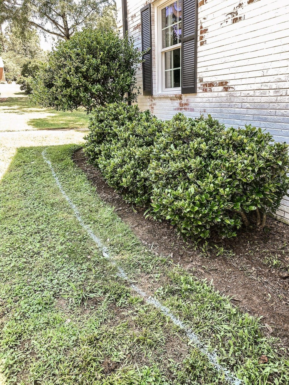 DIY Flower Bed Makeover | A step-by-step DIY tutorial to take your flower beds from drab to fab to increase curb appeal, plus all the best tools to get the job done.