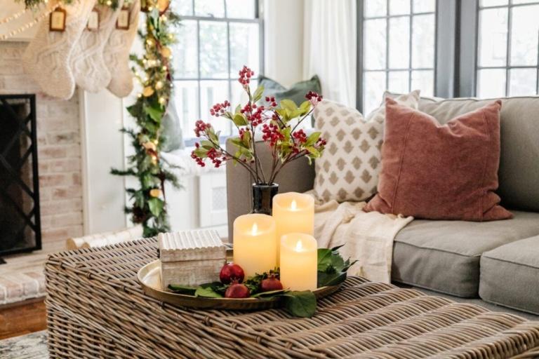 Modern Traditional Christmas Home Tour