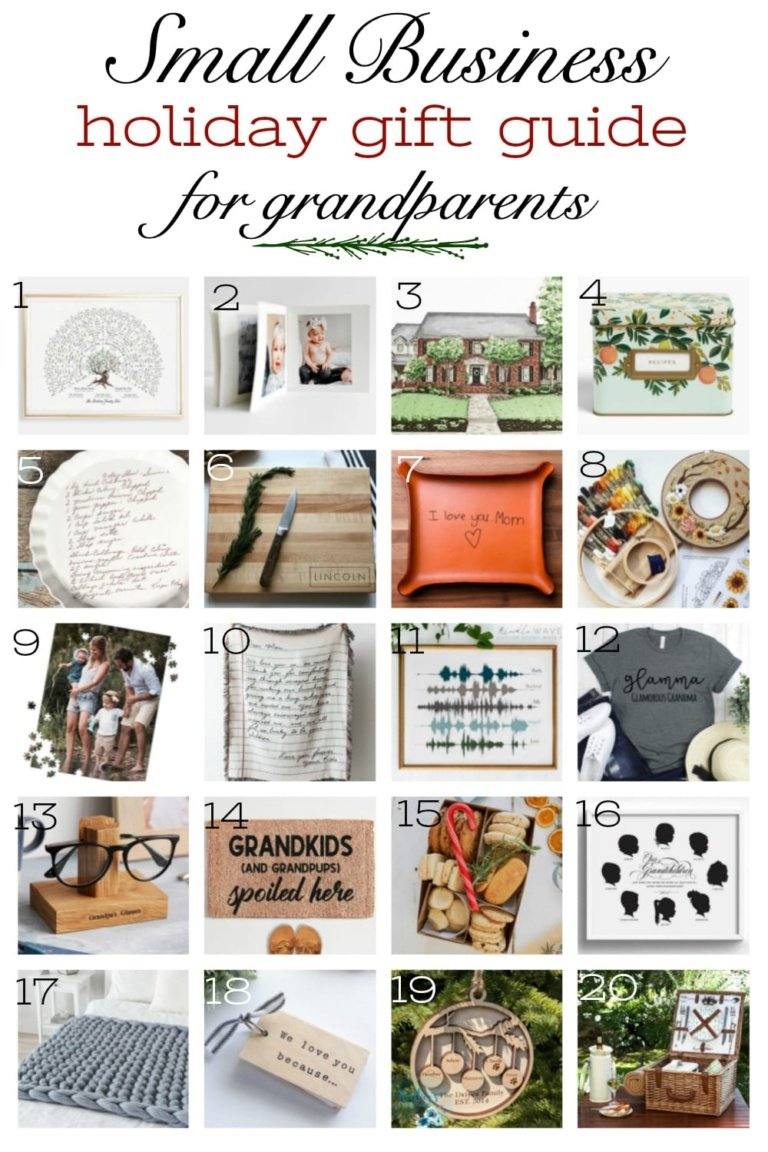 Small Business Gift Guide 2020