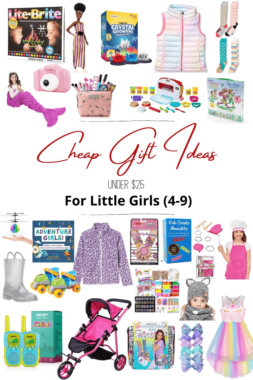cheap gift ideas for little girls