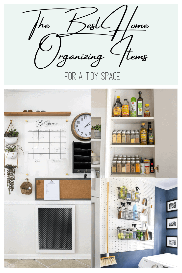 best home organizing items