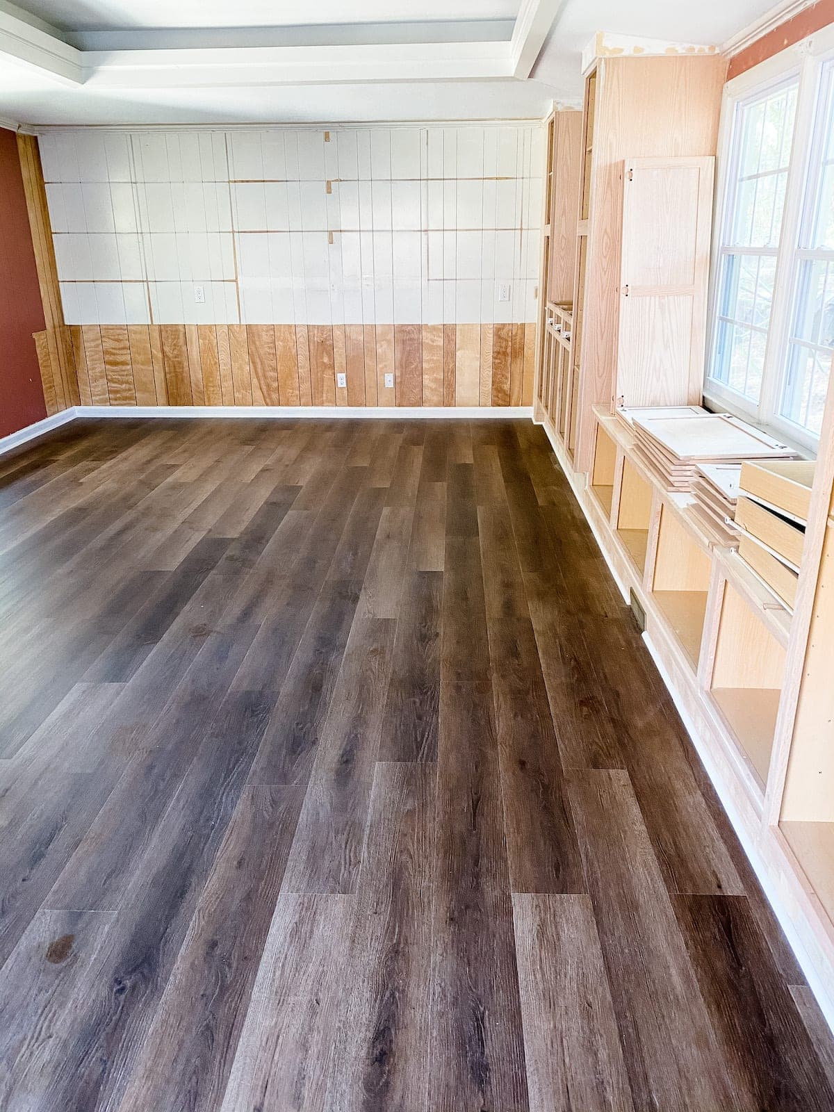 luxury vinyl plank flooring