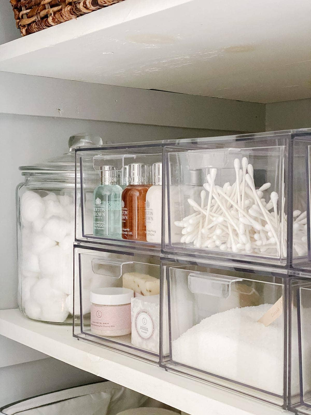 A complete tour of kids' bathroom organization ideas + all of the best organizers to make every bathroom tidy.