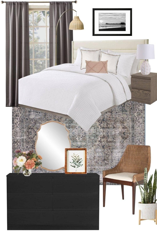 modern traditional bedroom ideas
