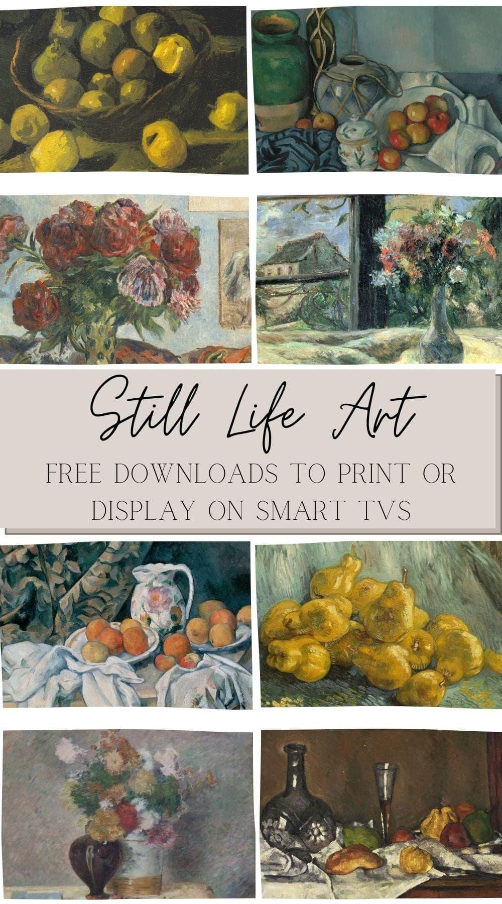free art for the samsung frame tv