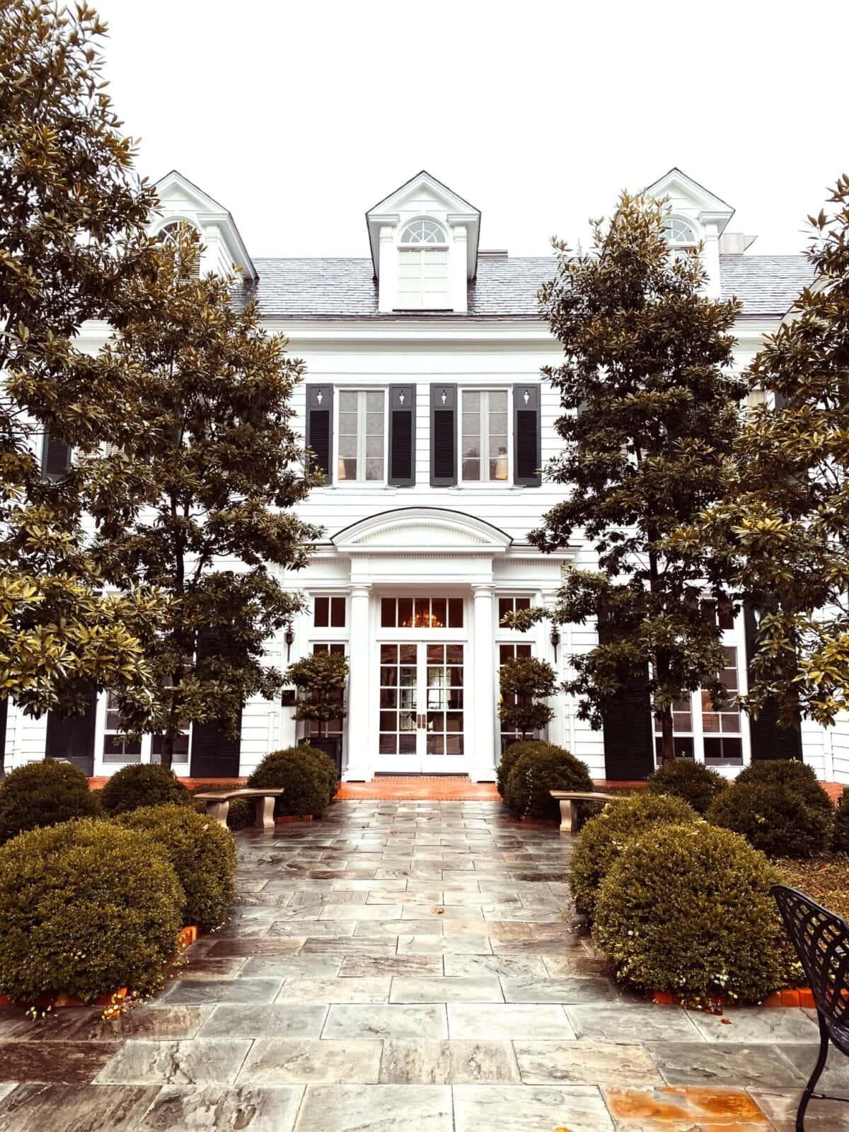 The Duke Mansion Charlotte NC