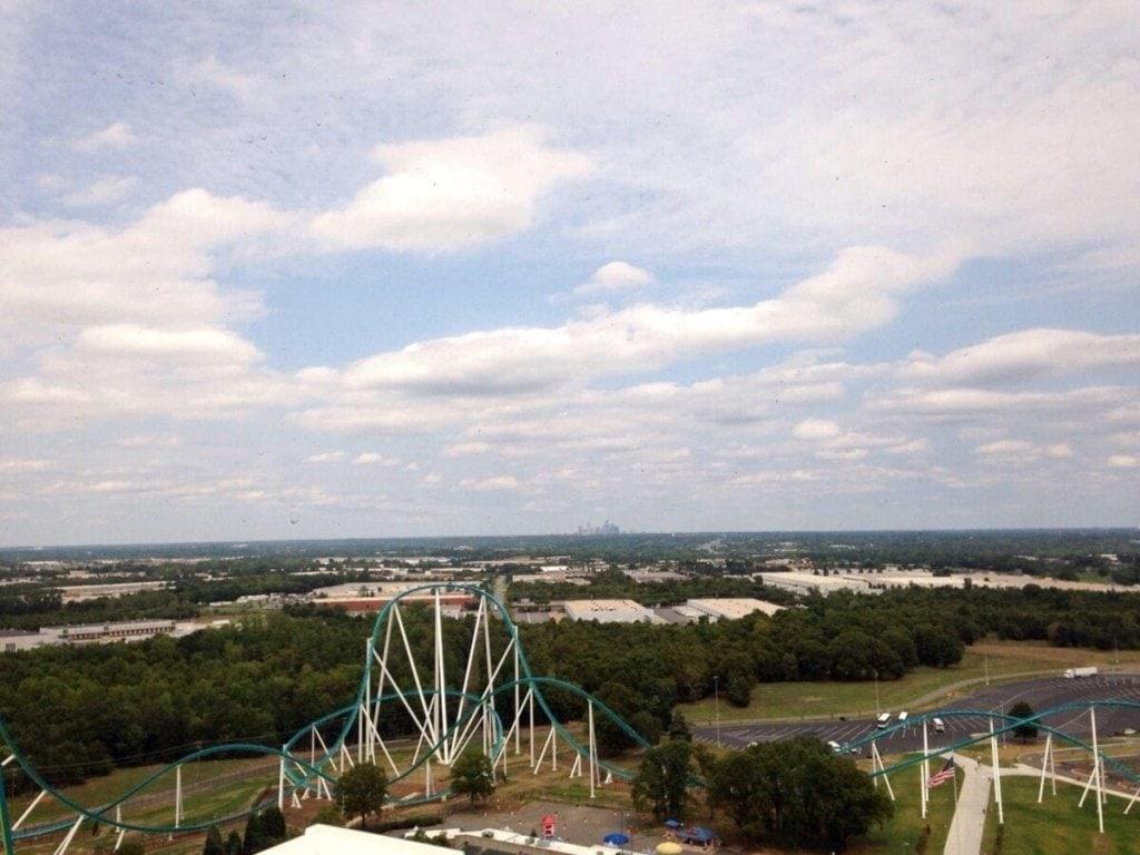 Carowinds Amusement Park - Charlotte, NC