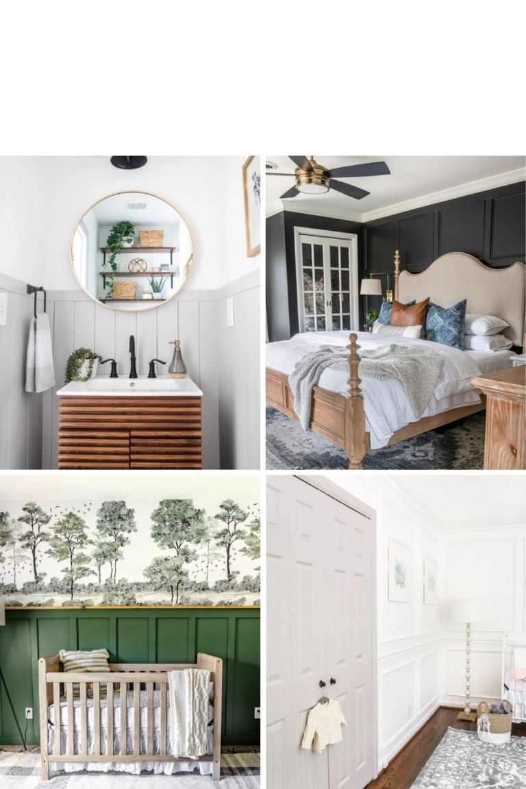 8 DIY-able Wall Molding Ideas to Add Character to Your Home