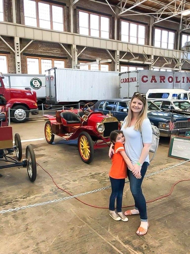NC Transportation Museum - Spencer, NC