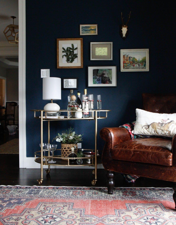 Farrow and Ball Hague Blue - Park & Oak Design
