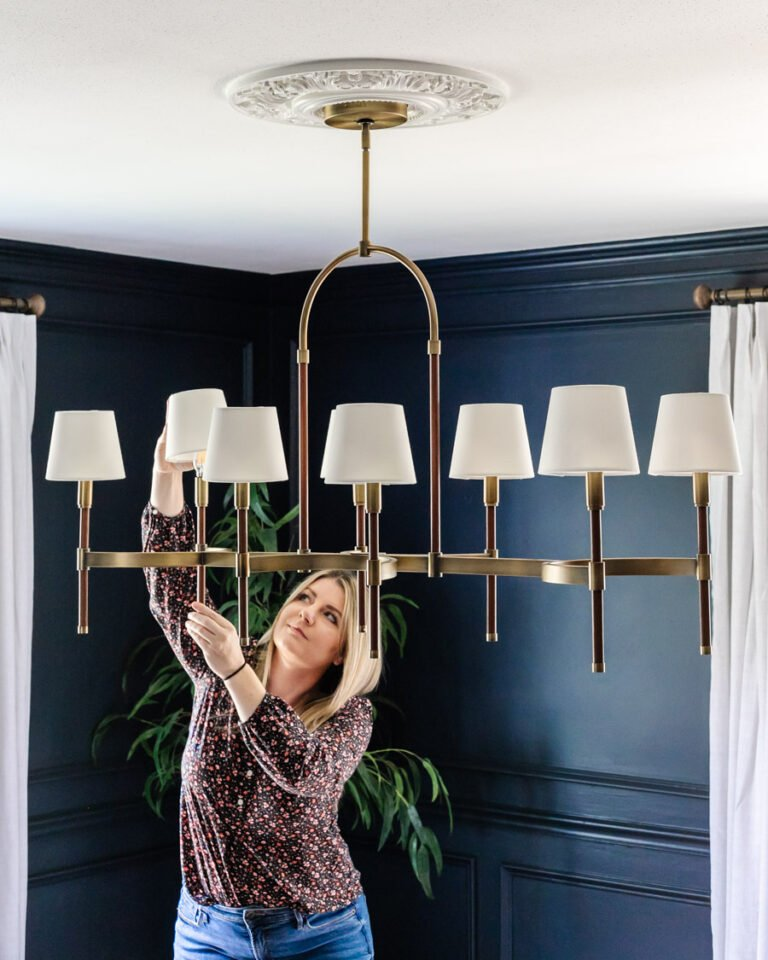 Shaded Chandeliers for All Budgets: Splurge vs Save