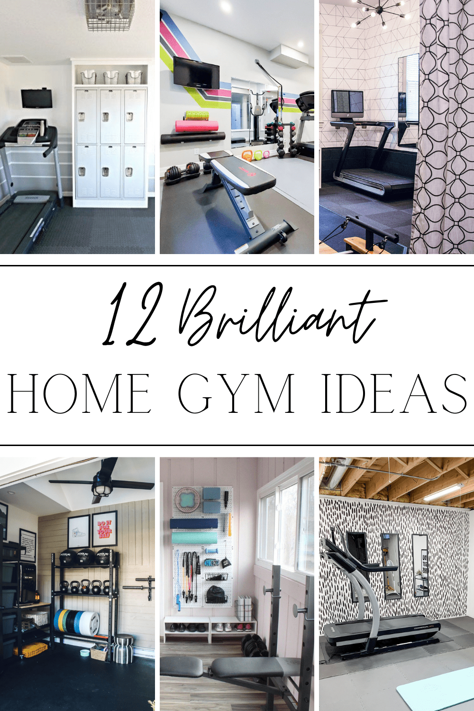 12 brilliant home gym ideas