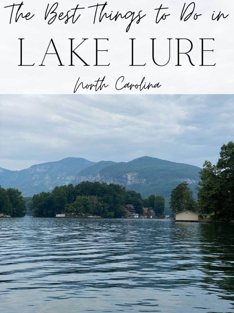 The Best Things To Do in Lake Lure