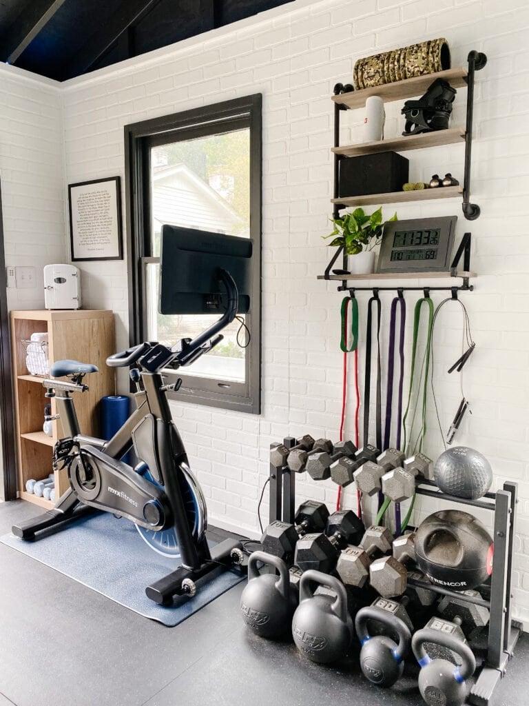 How to Gradually Build a Home Gym for Every Budget